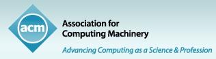 컴퓨터 공학 관련 Journal & Magazines, Transactions, Proceedings, Newsletter 등 약 430,000건의 원문 제공